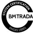 BMT System Certification OHSAS9001
