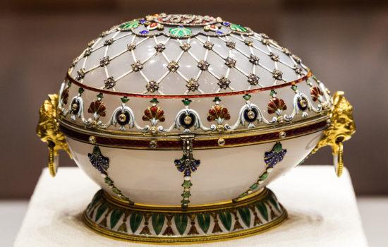 Uova di Peter Carl Fabergé