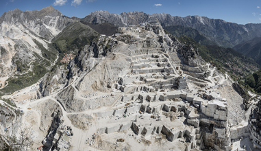 carrara marble quarries gualtiero corsi